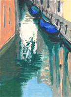 Two Gondolas (sold)