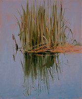 Alouette River - Marsh Grass (sold)